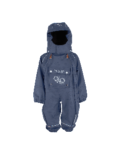 Mummitroll Parkdress i Blue Indigo